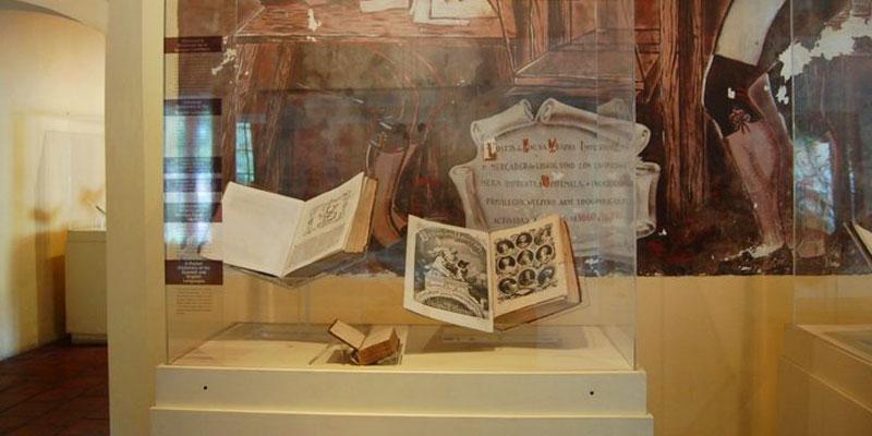 Museo del Libro Antiguo en Antigua Guatemala