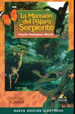 Novela La mansión del pájaro serpiente
