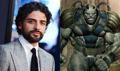 Oscar Isaacc participó en la pelicula X-men