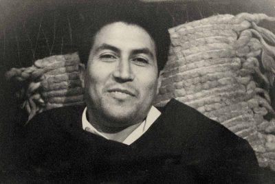 Poeta guatemalteco Otto René Castillo