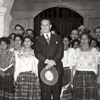Presidente Jacobo Árbenz Guzmán 1951-1954