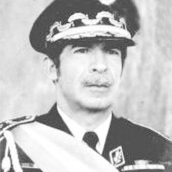 Presidente José Efraín Ríos Montt 1982-1983
