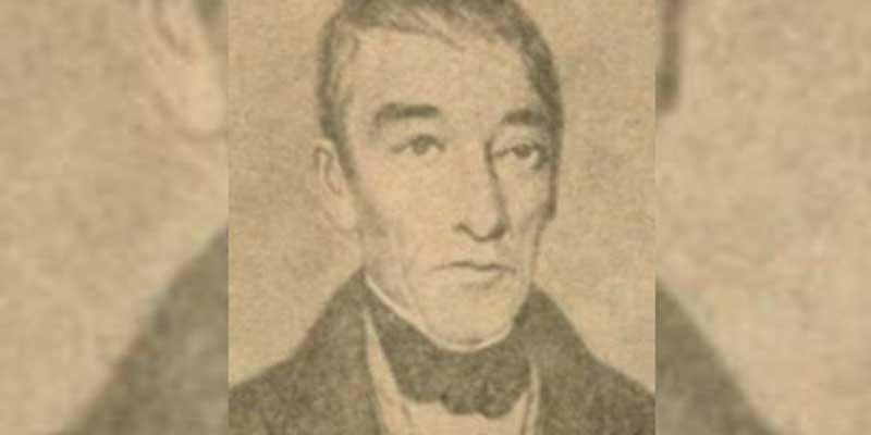 Presidente Juan Antonio Martínez 1848