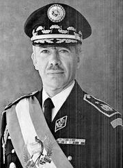 Presidente Kjell Eugenio Laugerud García