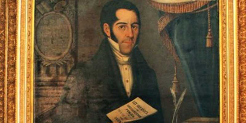 Presidente Mariano Gálvez 1831-183