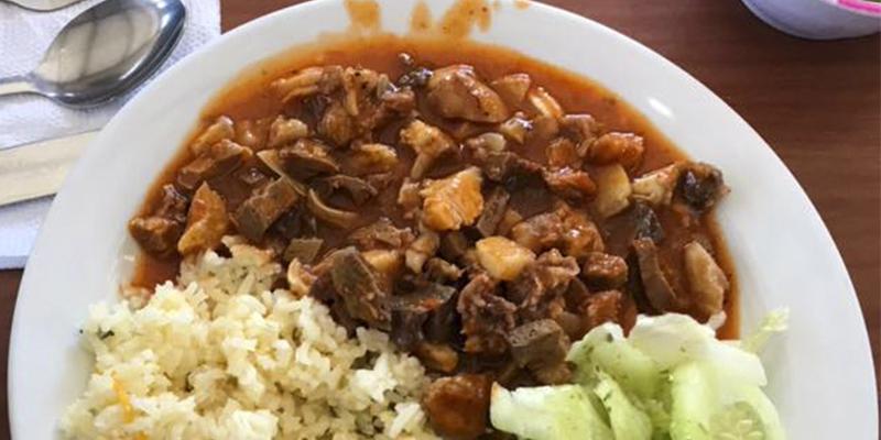 Receta para hacer Revolcado guatemalteco