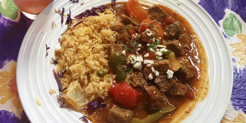 Receta para hacer carne guisada guatemalteca