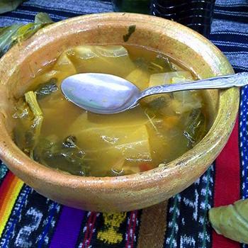Receta para hacer un Tobik guatemalteco