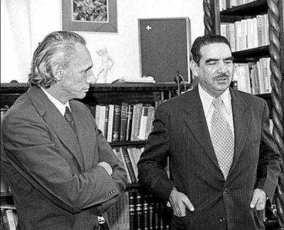 Romeo Lucas García, presidente