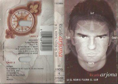 Sexto álbum de estudio Si el norte fuera el sur de Ricardo Arjona