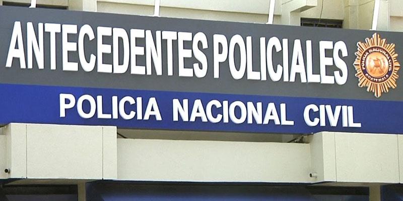 Requisitos para tramitar antecedentes penales y policíacos