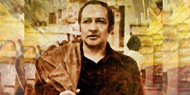 artista guatemalteco Hugo Carrillo