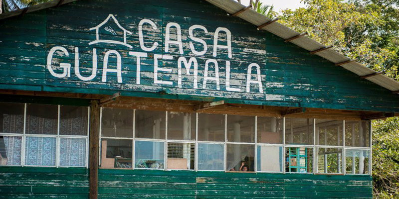 Cómo pertenecer al voluntariado de Casa Guatemala