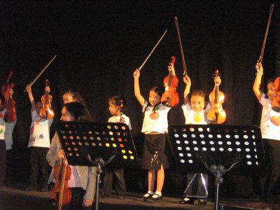 escuela municipal de musica
