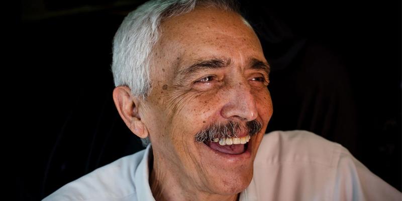 Actor guatemalteco Herbert Meneses