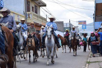 desfile hipico de jalapa