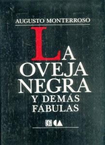 libro Augusto Monterroso