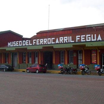 museo del ferrocarril guatemala