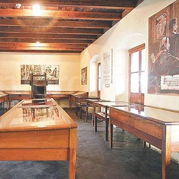museo libro antiguo