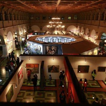 museo nacional de arte moderno instalaciones