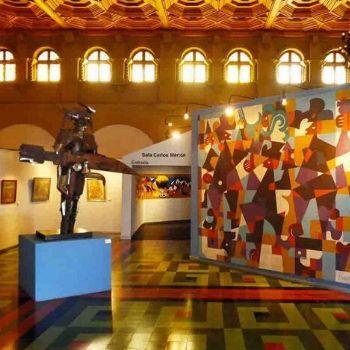 museo nacional de arte moderno salas