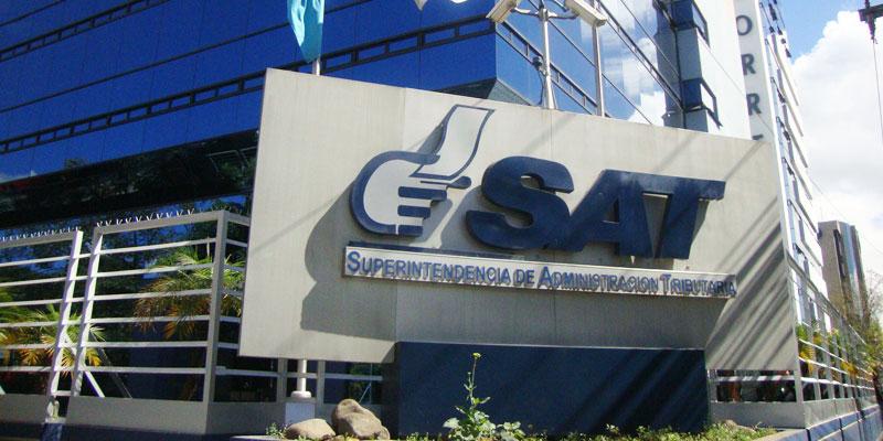 SAT Superintendencia de Administración Tributaria Guatemala