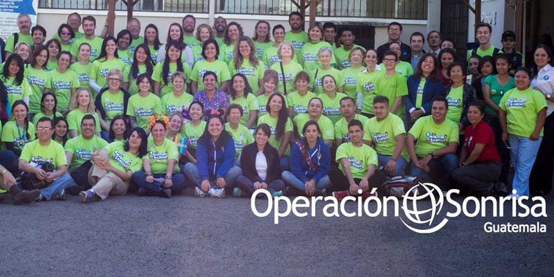 Cómo ser voluntario de Operación Sonrisa en Guatemala