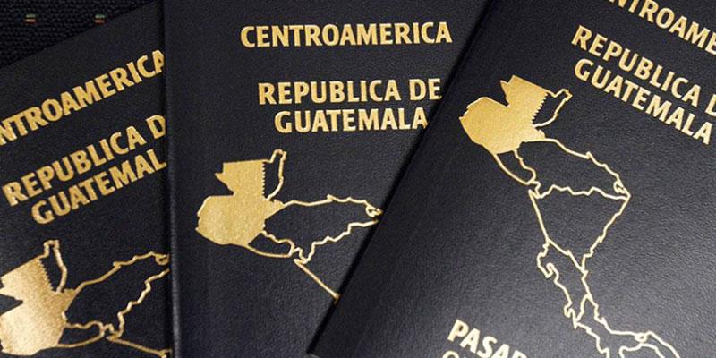 pasaporte guatemalteco