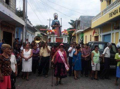 procesion santo tomas jalpatagua