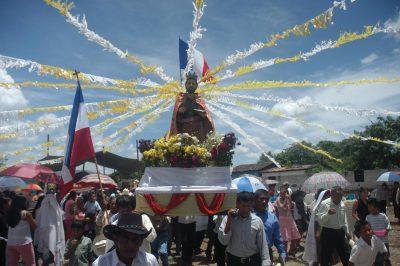 procesión de san luis jilotepeque