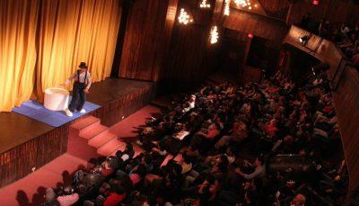 Teatro Hugo Carrillo