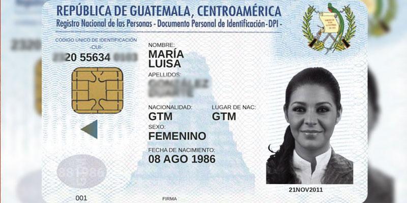 Requisitos para solicitud de DPI en Guatemala