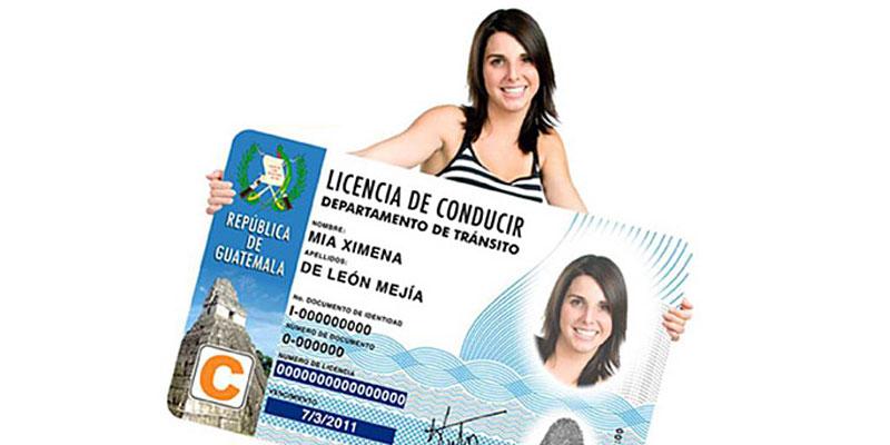 Requisitos para transferencia de licencia de conducir en Guatemala