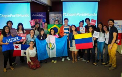 voluntarios aiesec guatemala