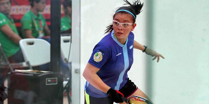 Ana Gabriela Martínez ha ganado varios campeonatos mundiales