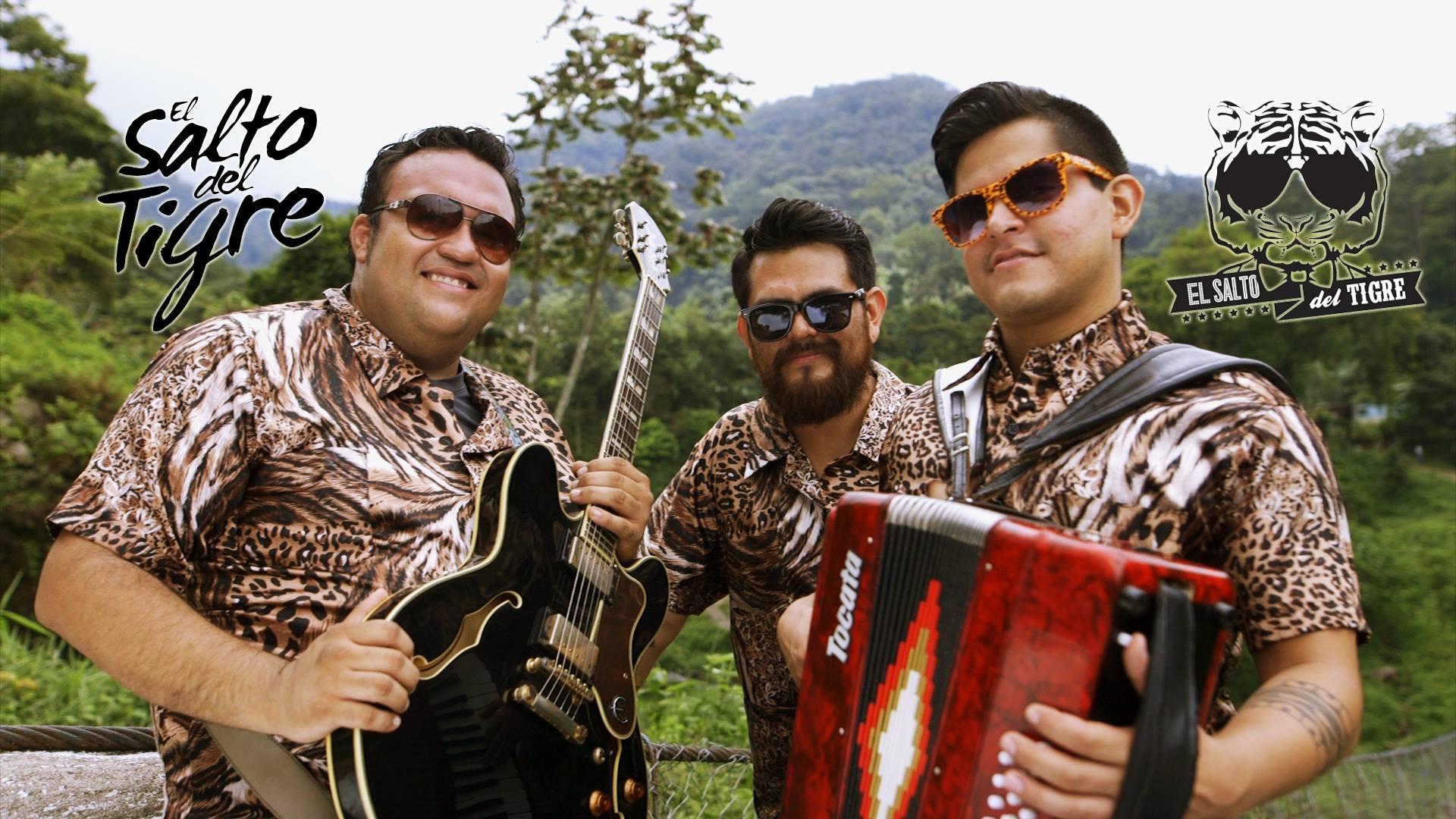 Banda guatemalteca, El Salto del Tigre