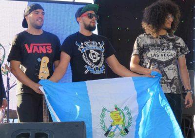 Banda guatemalteca Humus Fuga