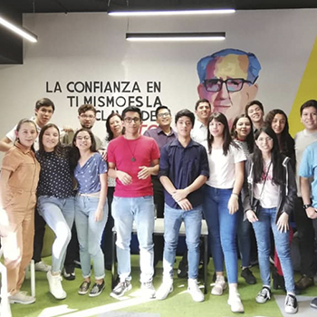 Becas de la Fundación Juan Bautista Gutiérrez 1