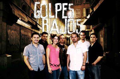 Canciones de la banda guatemalteca Golpes