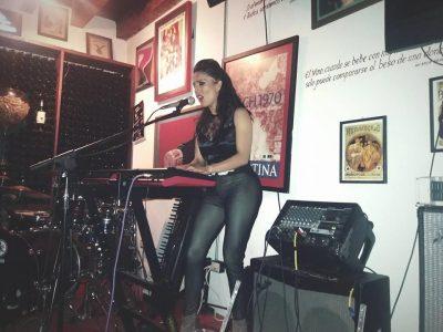 Cantante guatemalteca Fabiola Roudha
