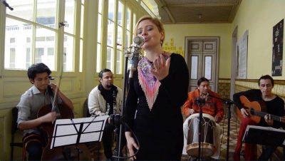 Cantante guatemalteca Magda Angélica