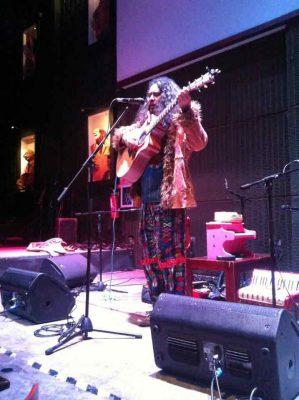 Cantante guatemalteco Junio Jocol