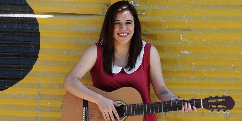Cantante guatemalteco Marilis