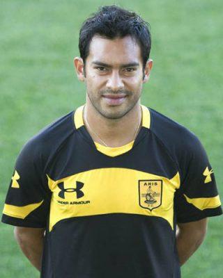 Carlos Ruiz en 2002 fue contratado por Los Ángeles Galaxy