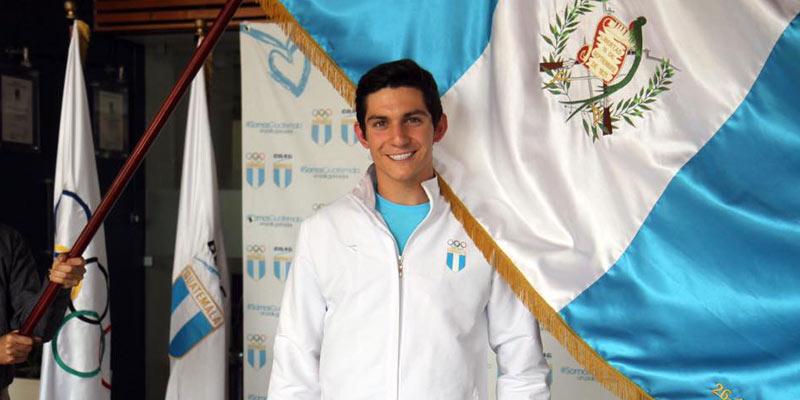 Biografía de Charles Fernández, pentatleta guatemalteco