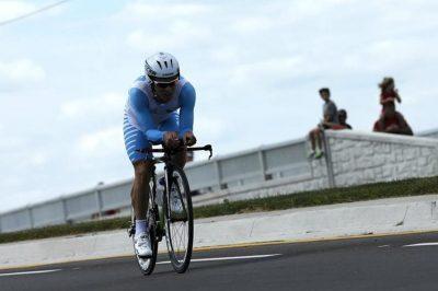 Ciclista Manuel Rodas ganó medalla de bronce en los Juegos Centroamericanos y del Caribe Veracruz 2014
