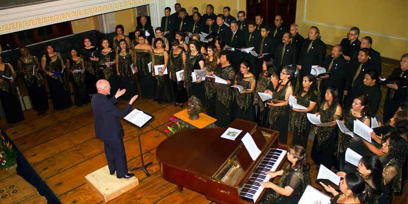 Historia del Coro de la Universidad de San Carlos