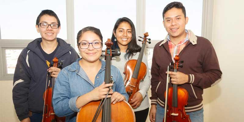 Cuarteto guatemalteco Guarnieri