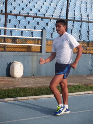 Erick Barrondo es un medallista olímpico