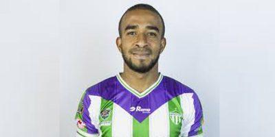 Fredy Thompson jugador guatemalteco.